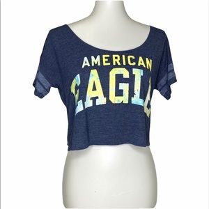 American Eagle Outfitters | vintage t crop top